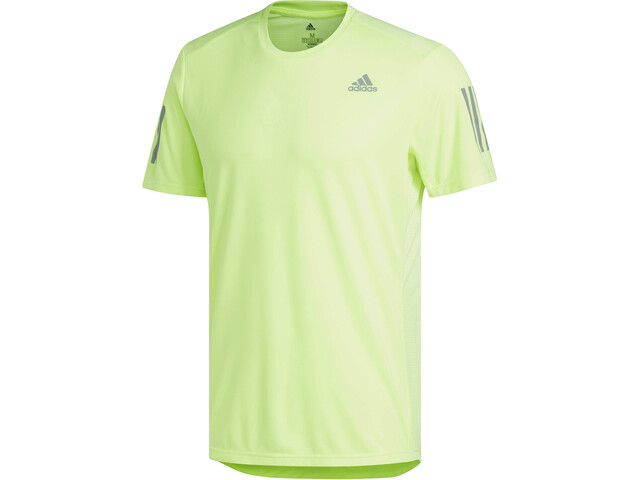 adidas Own The Run T-Shirt Men hi-res yellow/reflective silver